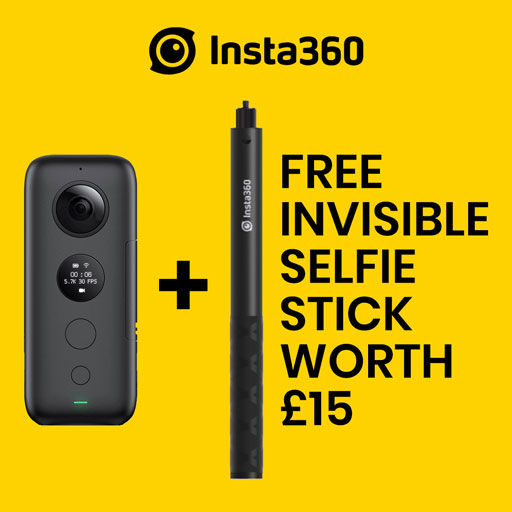 best360 insta360 one x promo code free invisible selfie stick