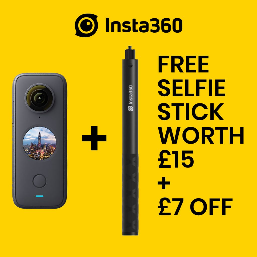 best360 insta360 one x2 promo code free invisible selfie stick amazon prime day