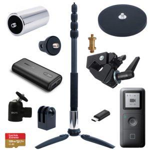 best 360 camera accessories